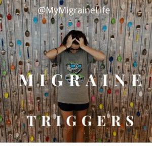emotions triggering migraine