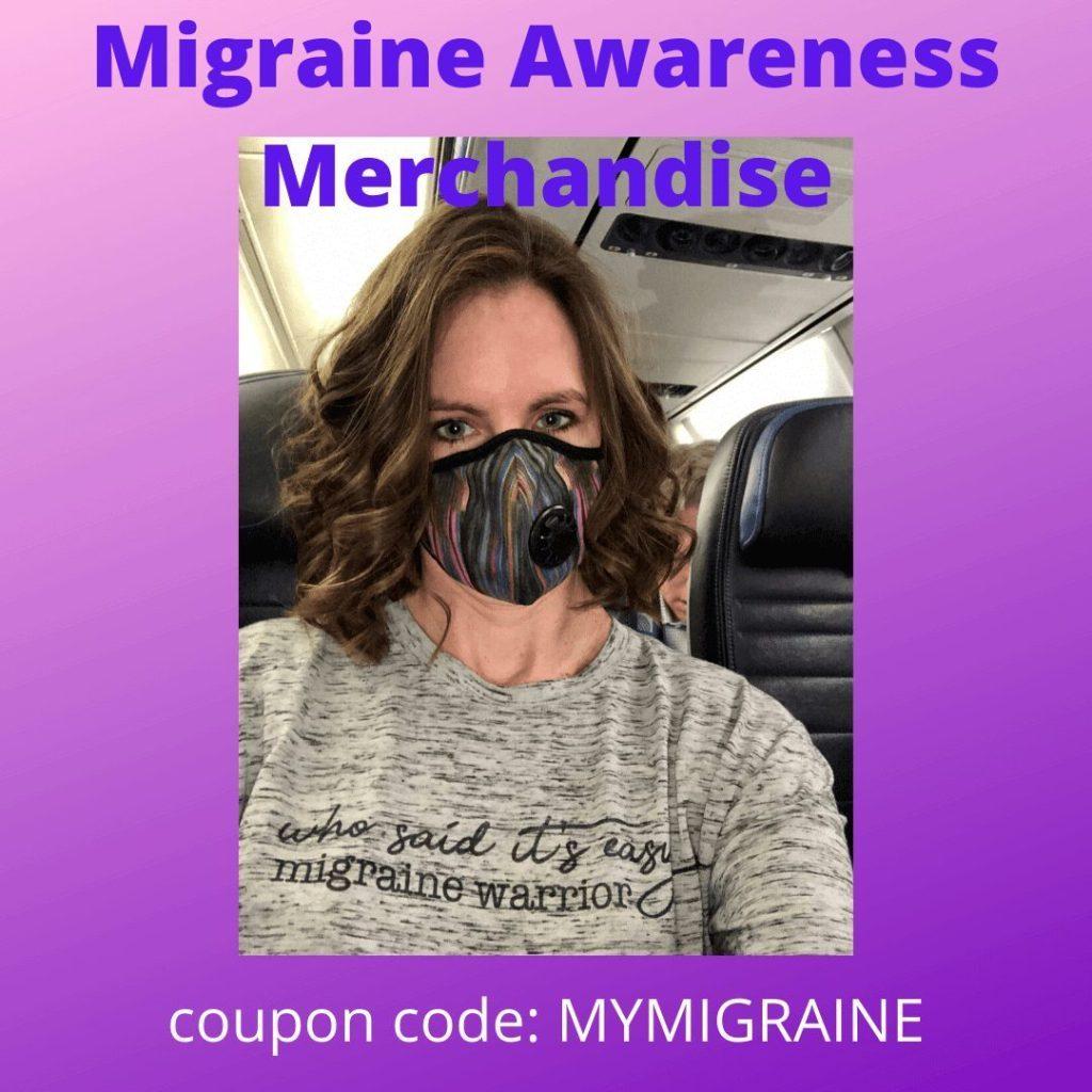 Migraine Awareness Merchandise