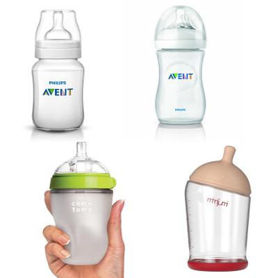 Best Bottles For Breastfed Babies