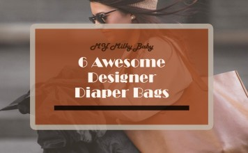 6 Awesome And Expensive Diaper Bags Perfect For Fashion ladies Header