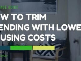 Lower Housing Costs