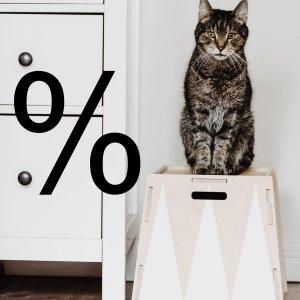 % Készletkisöprés