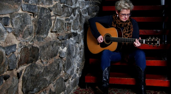 Canadian roots and blues singer, songwriter Judy Brown showcases her new, Gary Kendall and Teddy Leonard produced album 'Say It' at Southside Shuffle in Port Credit on September 7