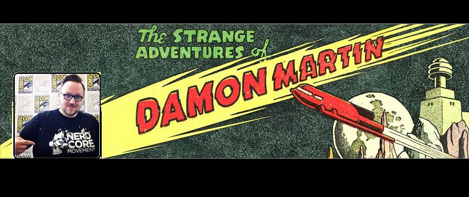 Damon Martin on SFLC Podcast
