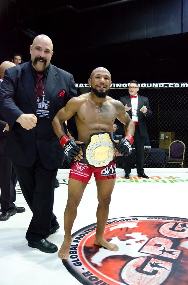 Desmond Moore crowned champion at GPG 24 - Photo by Lance Stein