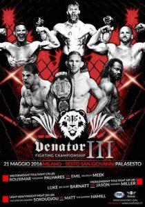 Venator FC 3 from Italy