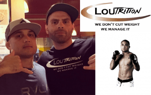 B.J. Penn working with Loutrition