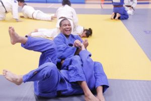 Colton Brown - U.S. Olympic Judo Team