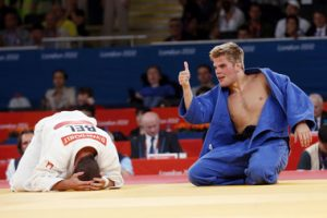 Nick Delpopolo - U.S. Olympic Judo Team