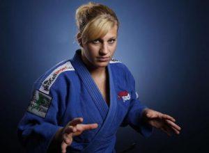Kayla Harrison - U.S. Olympic Judo Team