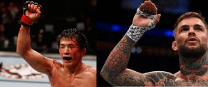 Takeya Mizugaki vs Cody Garbrandt set for UFC 202