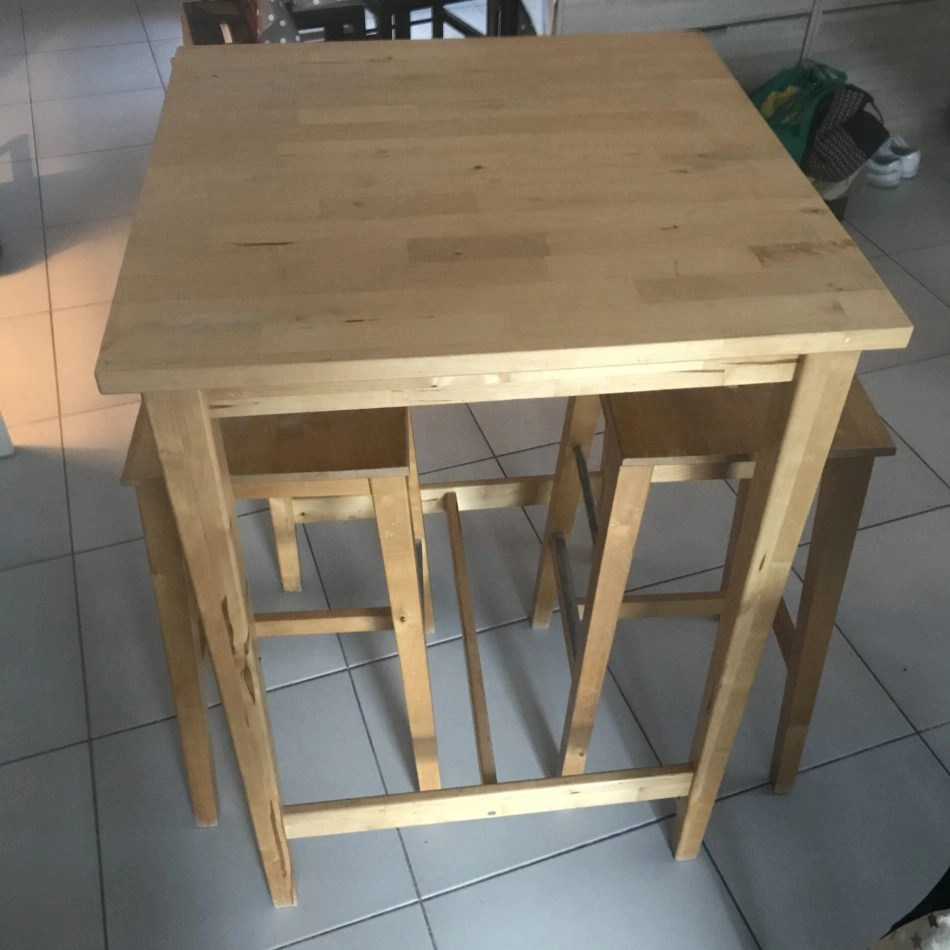 Table Bar Ikea Occasion