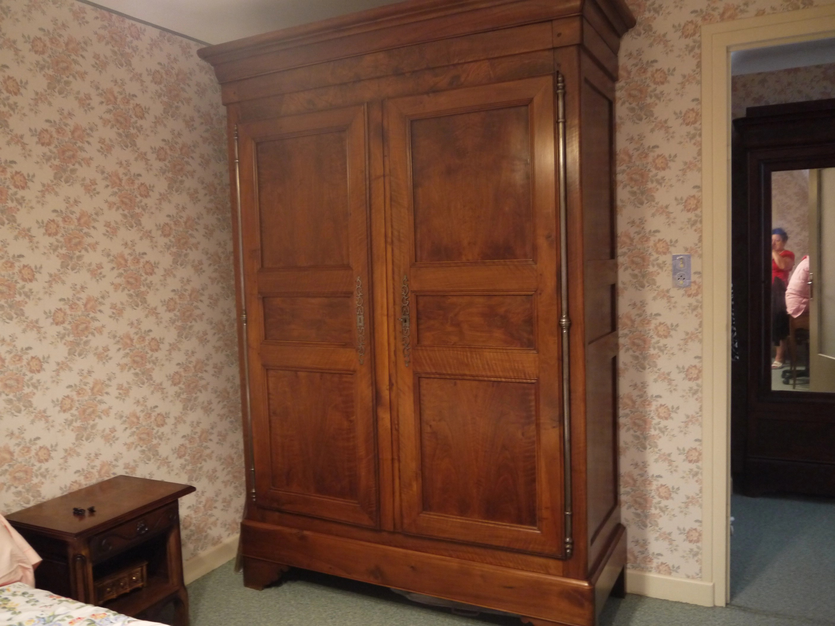armoire ancienne a fiches