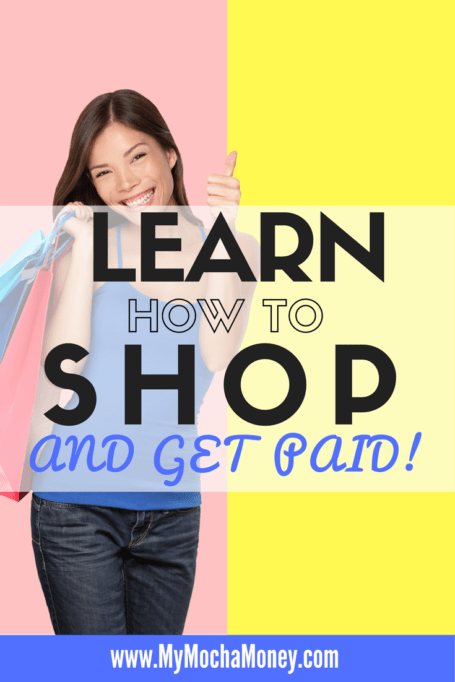 Get Paid to Shop