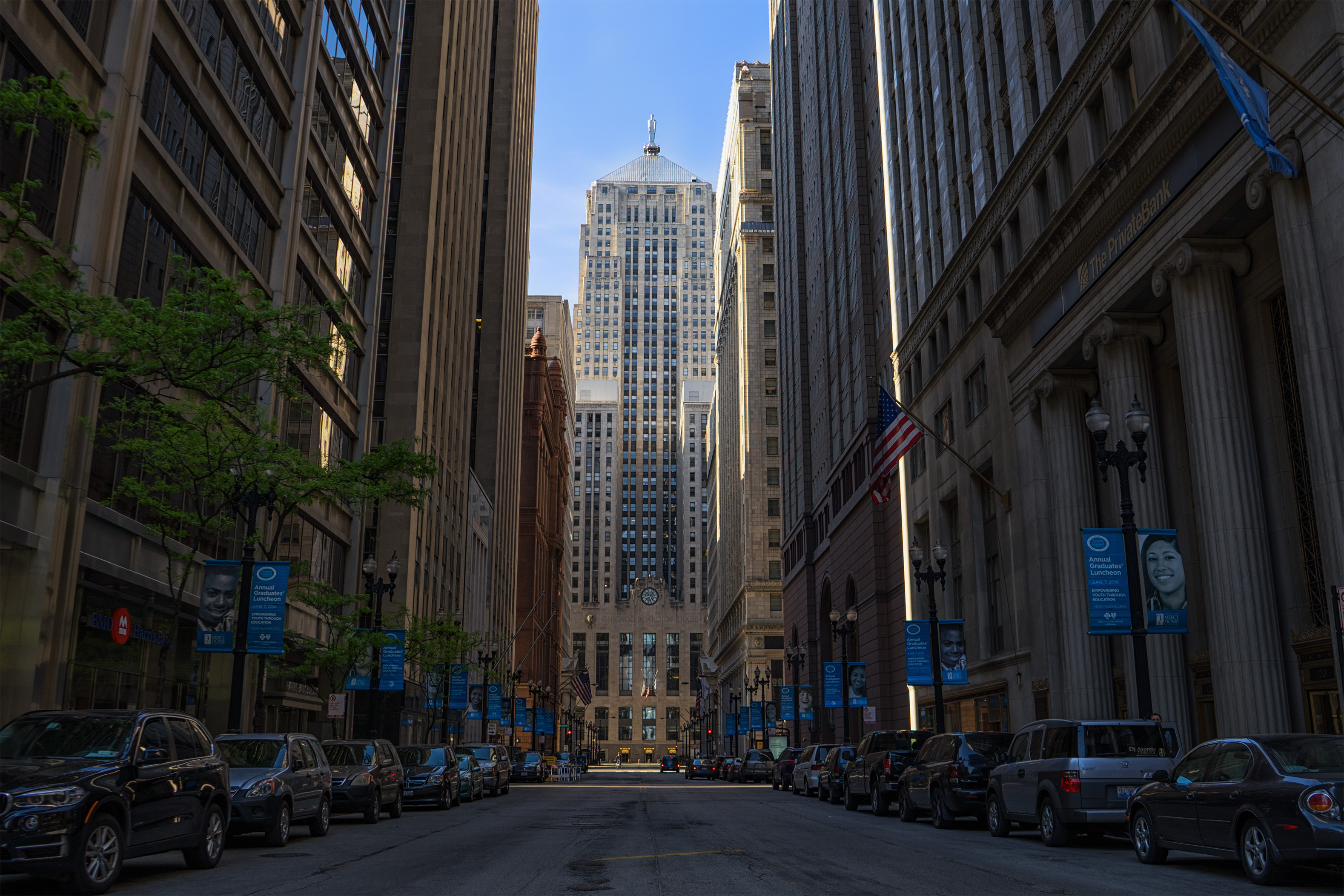 Chicago Chamber of Commerce building