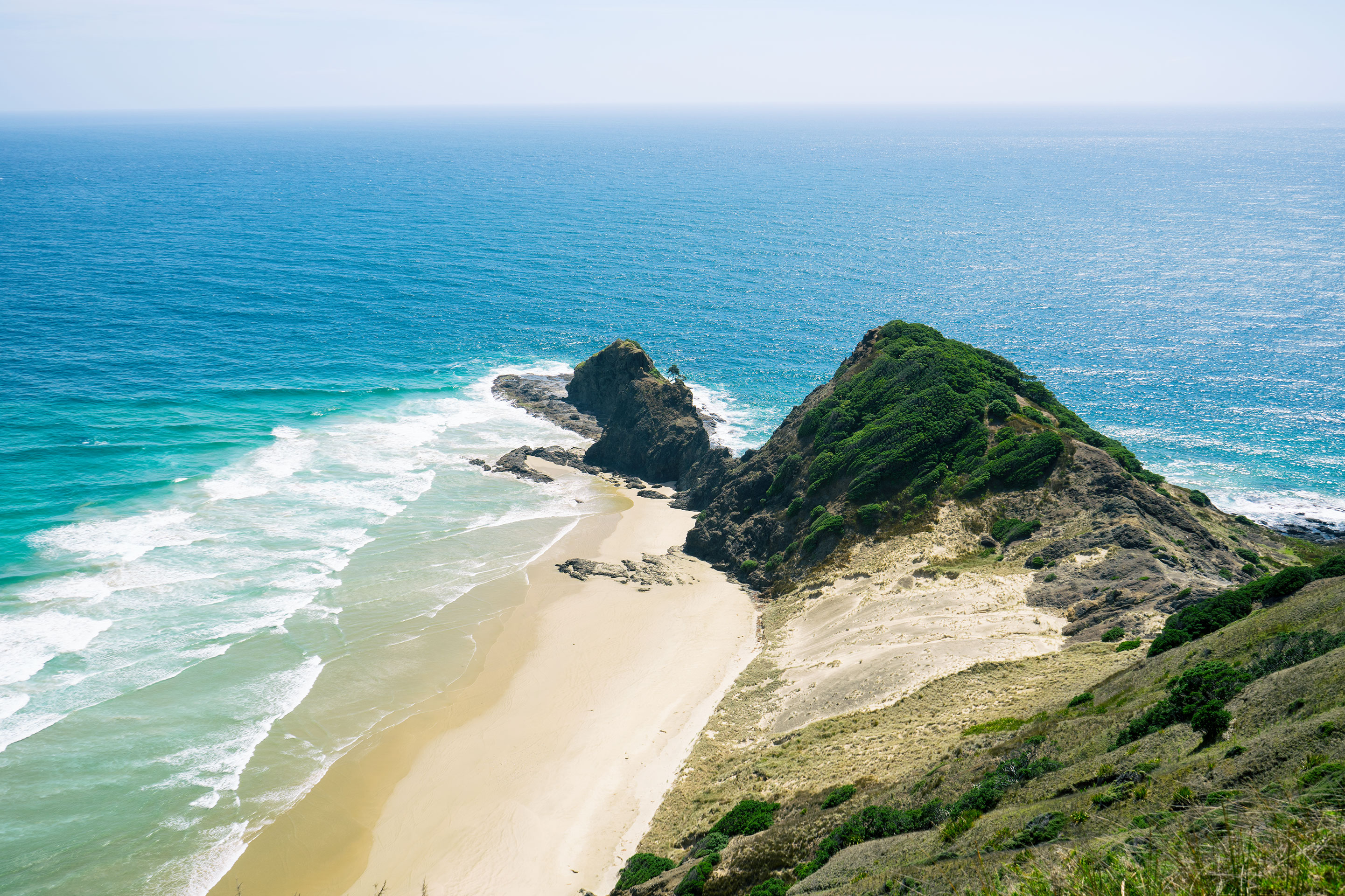 Cape Reinga Coast View