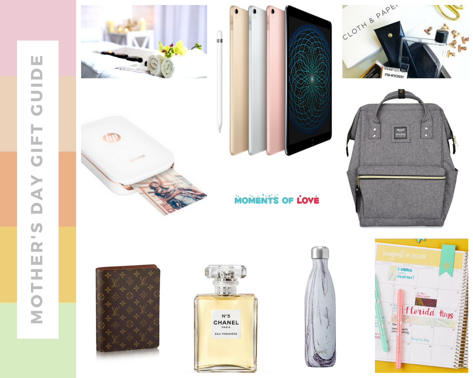 mother's day, gift guide
