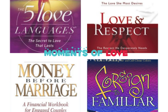 4 marriage books