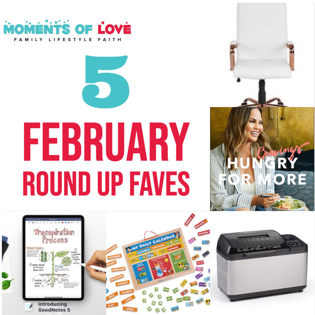 My February Faves