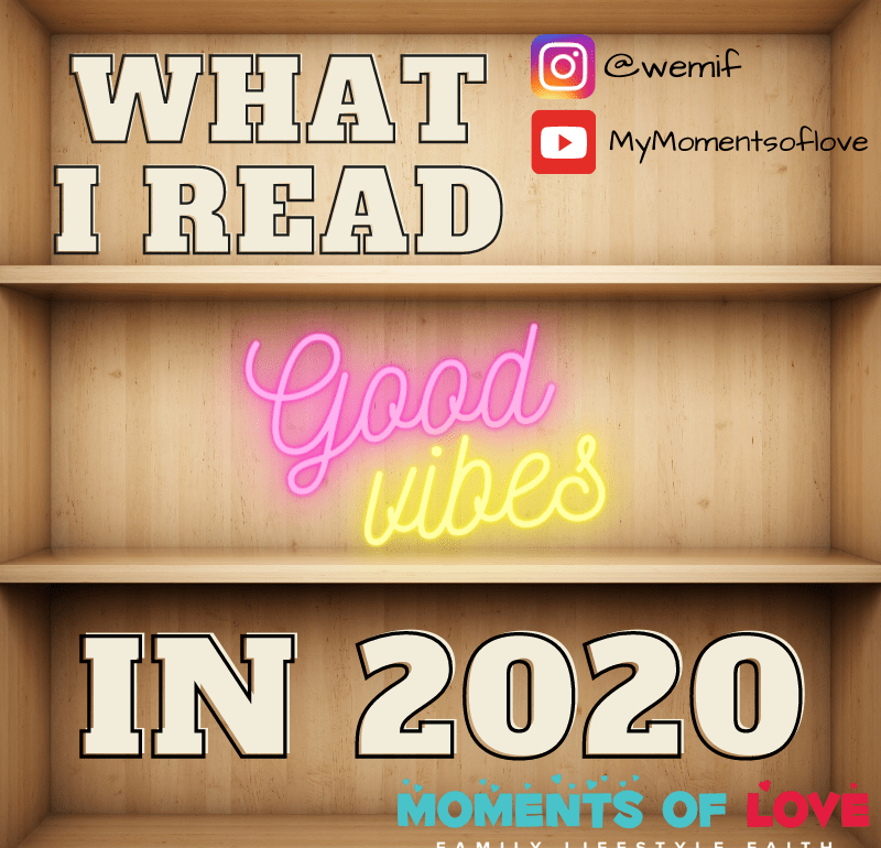 What I read in 2020