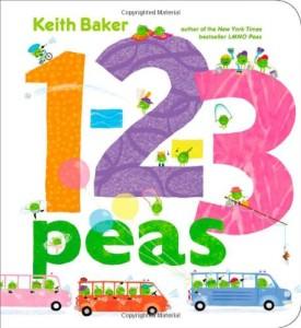 books 123 peas
