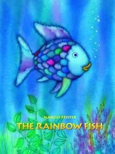 books rainbow fish