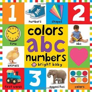 board books abc