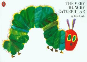 board books catterpillar
