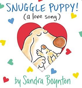 board books love puppy