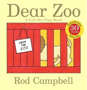 board books zoo