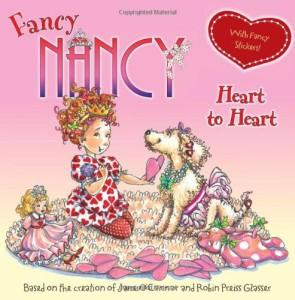 valentine fancy nancy