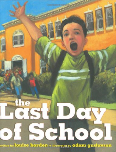 summer books the last day of school