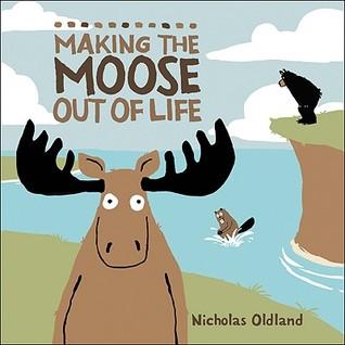 making the moose