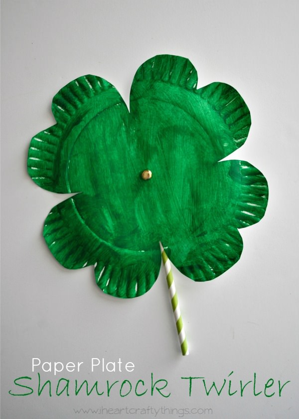 17 St Patricks Day Crafts For Kids My Mommy Style