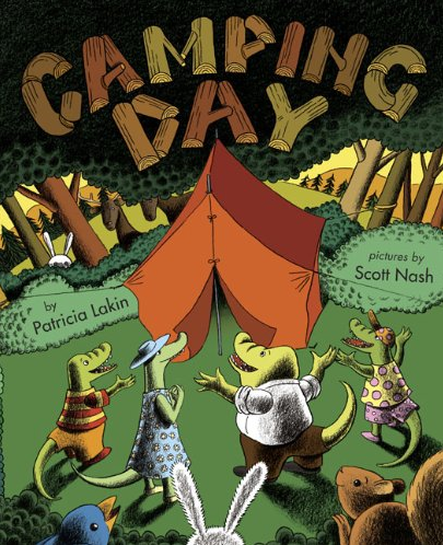 Camping Day Book