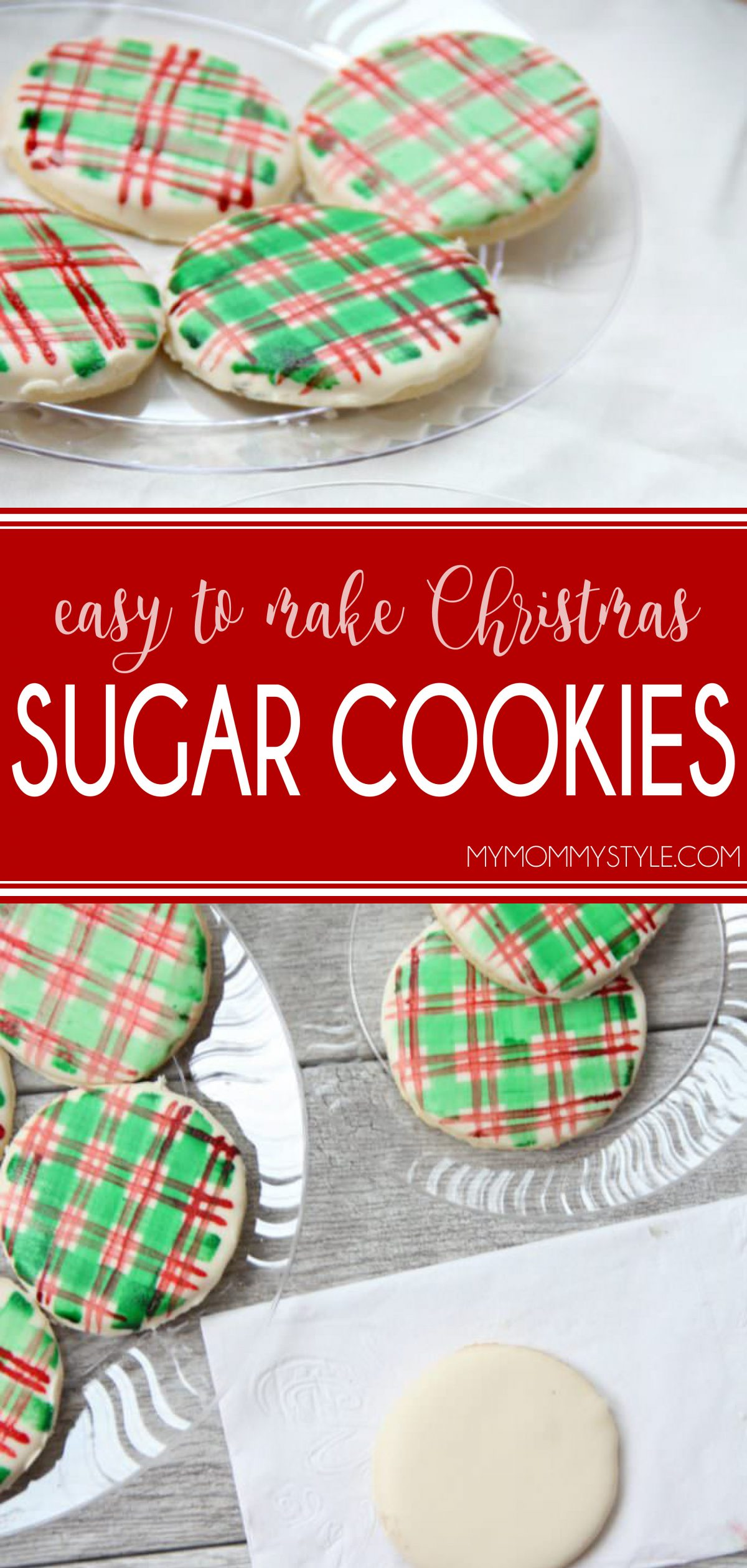 Did you know it's so easy to paint sugar cookies? It's a lot of fun and much easier than working with royal icing. via @mymommystyle