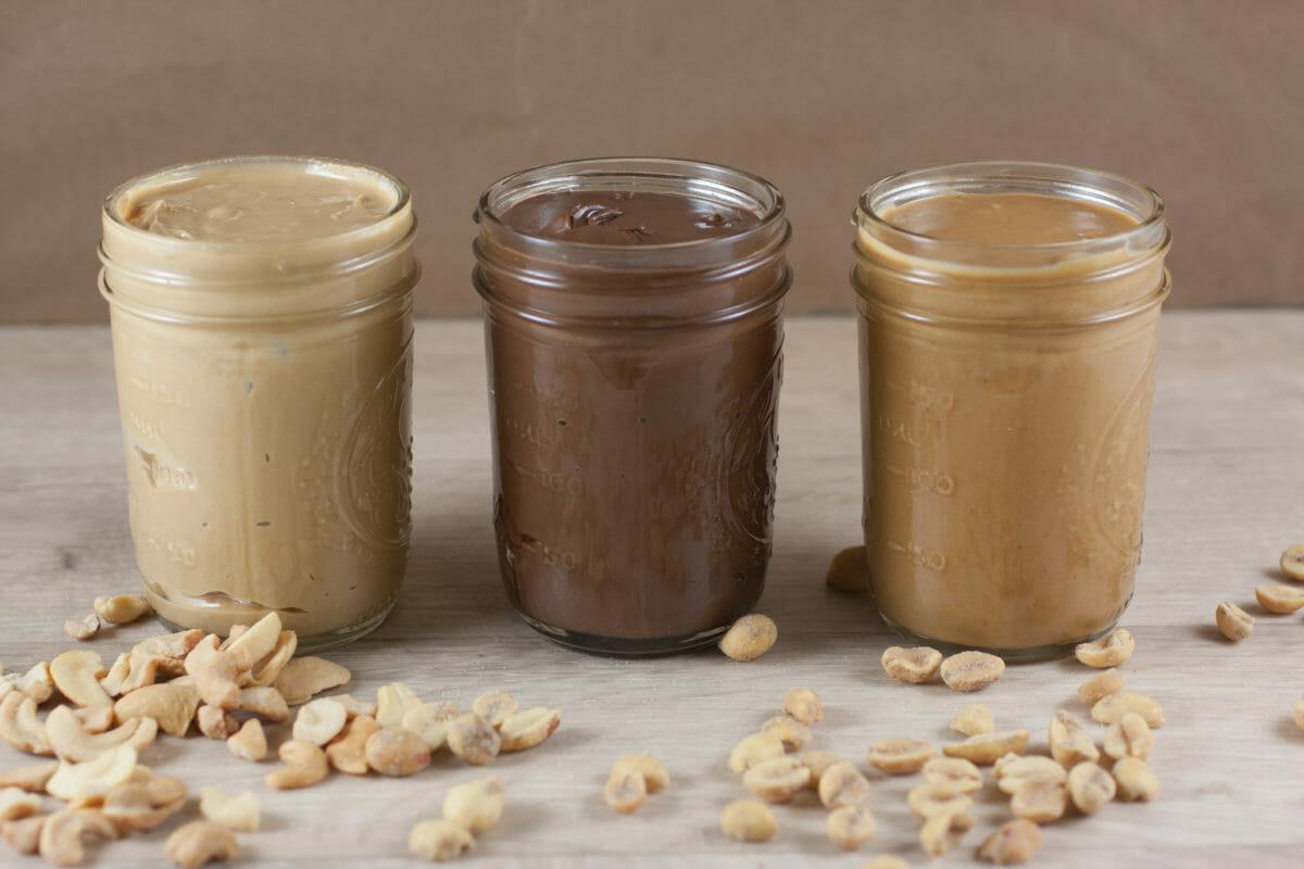 nut butter, nut butters, diy nut butter