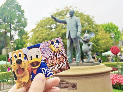 Disneyland-Ticket