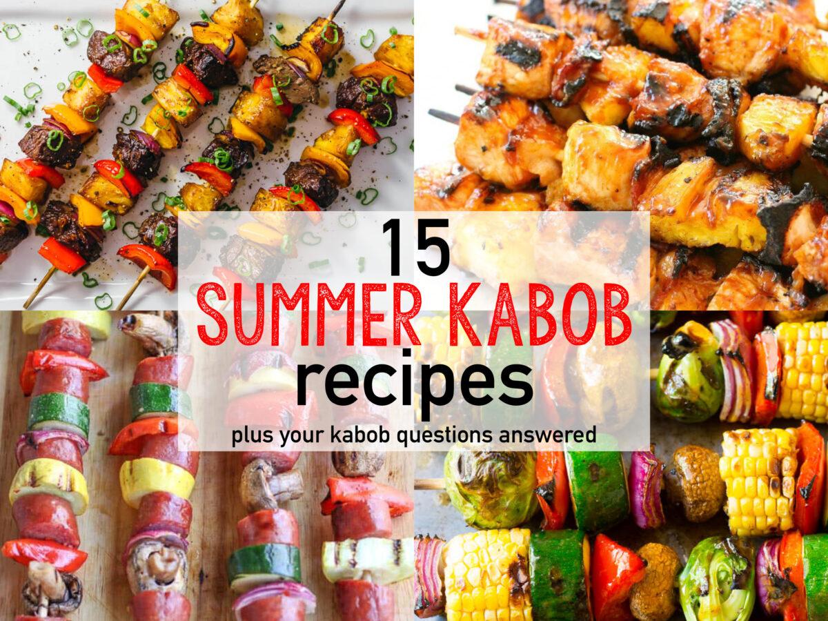 Summer Kabobs Horizontal