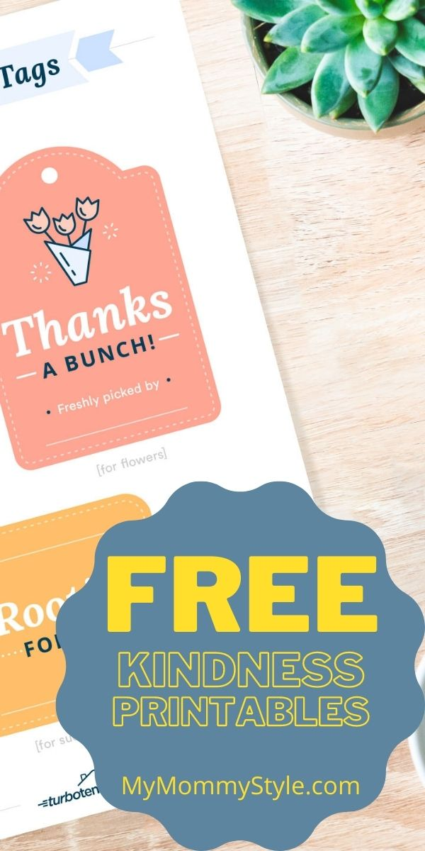 Sharing love and spreading kindness is needed more than ever! Pin this for simple recipes, free printables, and ideas to share kindness with your neighbor. #giftideasforneighbor via @mymommystyle