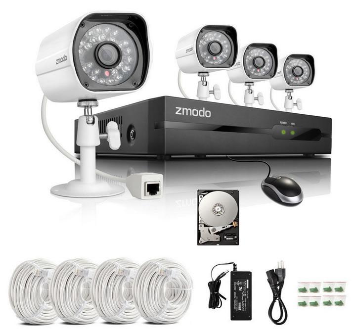 Zmodo Wireless Security System Review