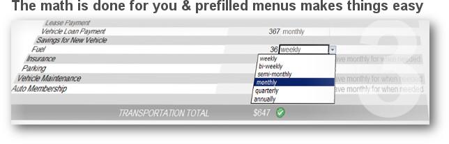 Intelligent Free Excel Budget Calculator Spreadsheet
