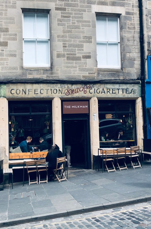 EDINBURGH'S HIDDEN GEMS