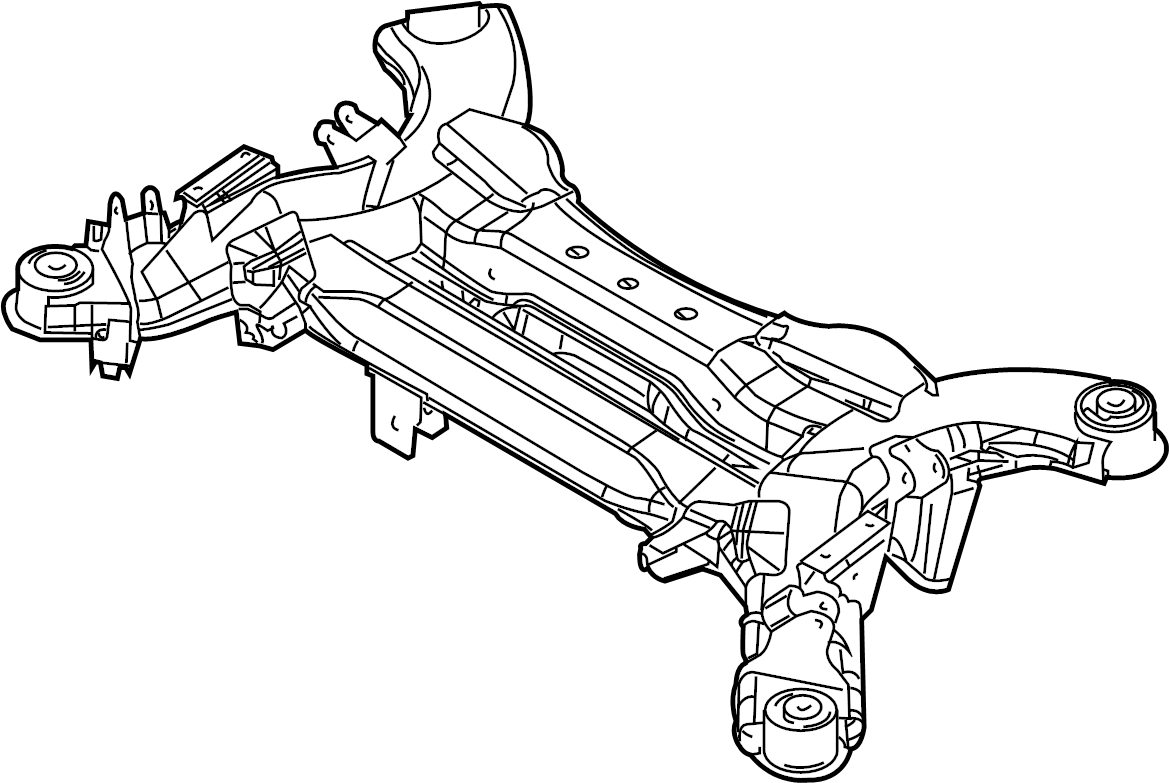 Serpentine Pulley Diagram For Chrysler Pacifica