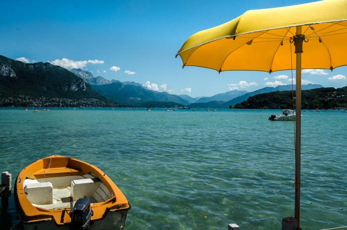 Annecy cosa vedere
