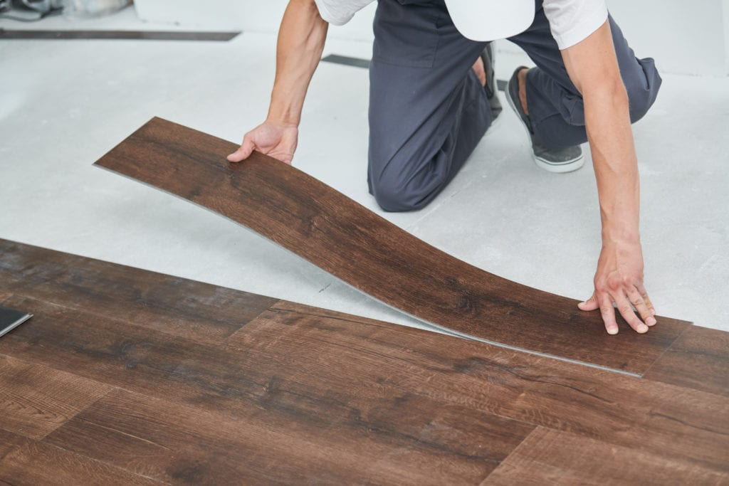 what to know about vinyl flooring sheet