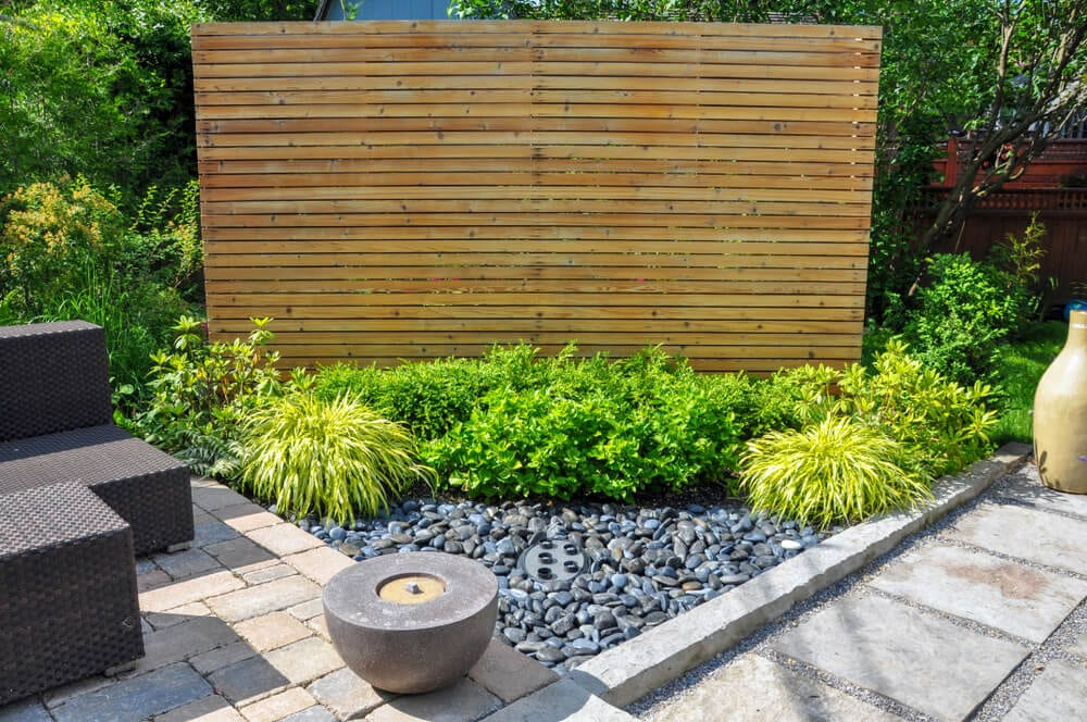partial privacy fences and ideas