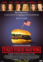 Locandina Fast Food Nation