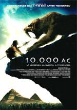 """[Locandina """"10.000 BC""""]"""