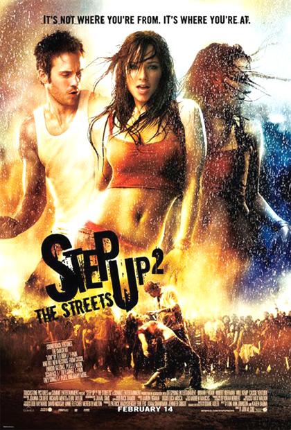 Locandina Step Up 2 - La Strada per il successo
